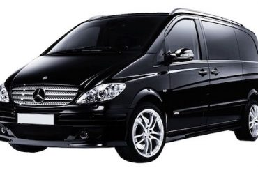 Mercedes Benz Viano without Luggage